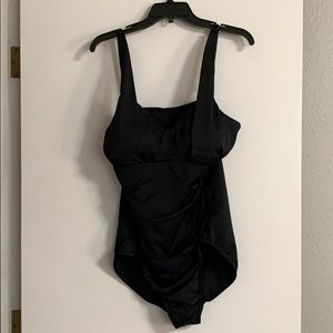 Women's St. John's Bay One-Piece Swimsuit